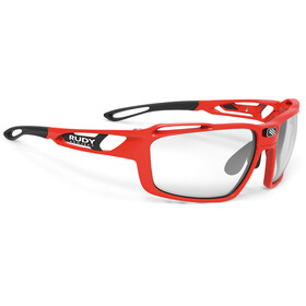 Rudy Project Sintryx Glasses Fire Red Gloss/ImpactX Photochromic 2 Black